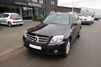 GLK 220 CDI BE 4MATIC