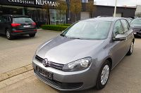Golf 1.6 CR TDi BlueMotion DPF - Navi/Airco/Cruise