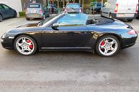 997 911 Carrera 4S Cabrio -Sport Chrono Plus-Tiptronic