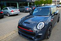John Cooper Works 2.0AS JCW / PANORAMA / HEAD-UP / LEDER / PERFEKT - 1e eigenaar