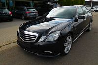 E 350 CDI 4-Matic Avantgarde AMG Pack -Pano/Navi/Camera Berline