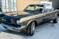 Mustang 289 V8 Cabrio - In goede staat