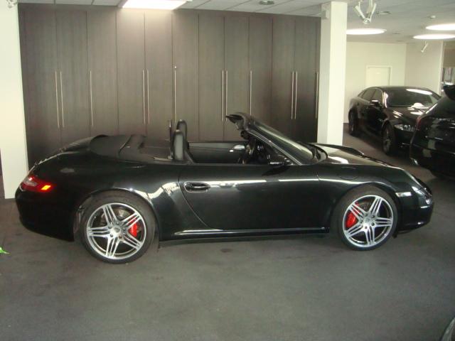 Tweedehandswagen Porsche Porsche 911 997 4s Cabrio